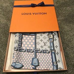 Brand new Louis vuitton scarf